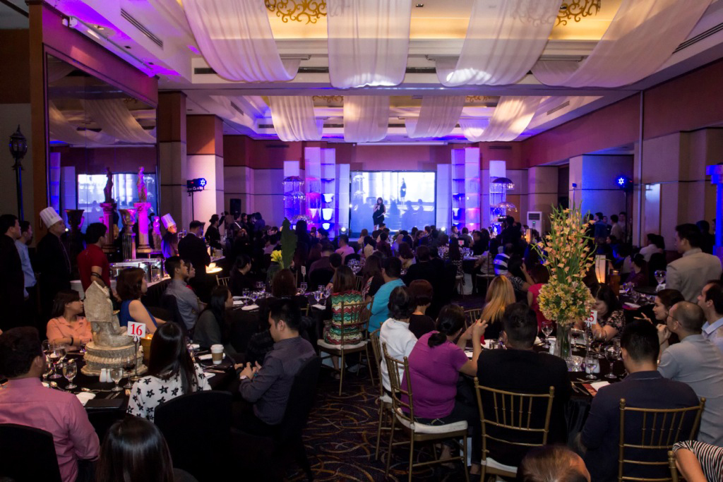 Eastwood Richmonde Hotel S Well Attended World Of Feast Event