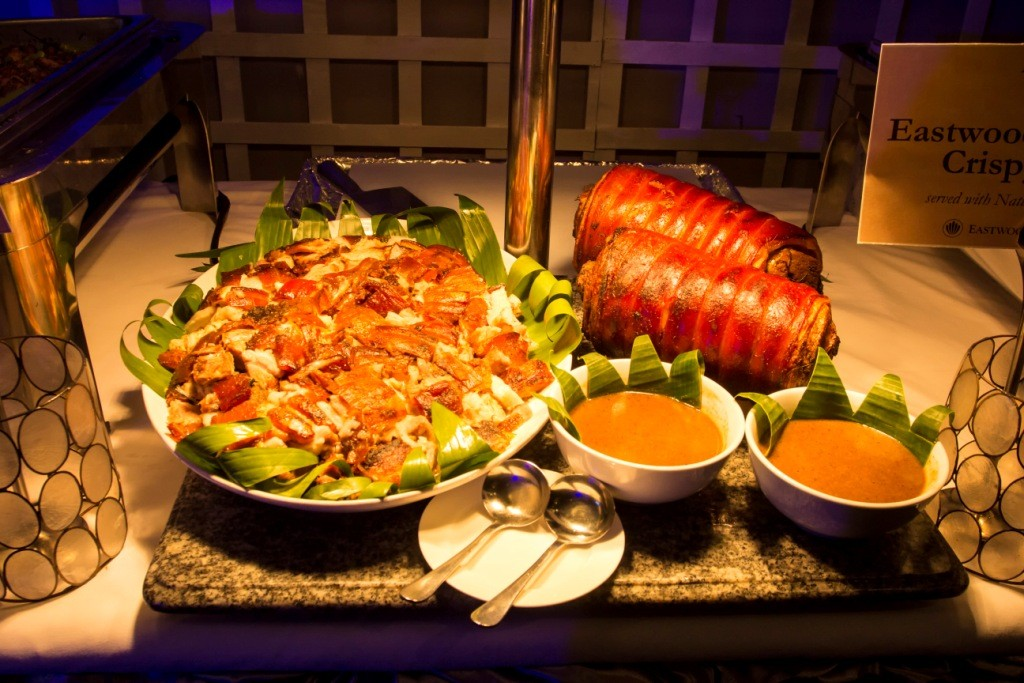 Eastwood Richmonde Hotel's Signature Crispy Lechon