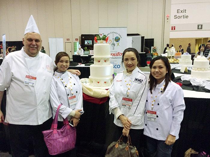 Cake Queen' and CCA Alumni Chef Carol Tentativa-Lavin