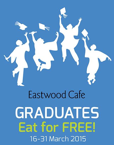 ERH Graduates Eat For Free Promo