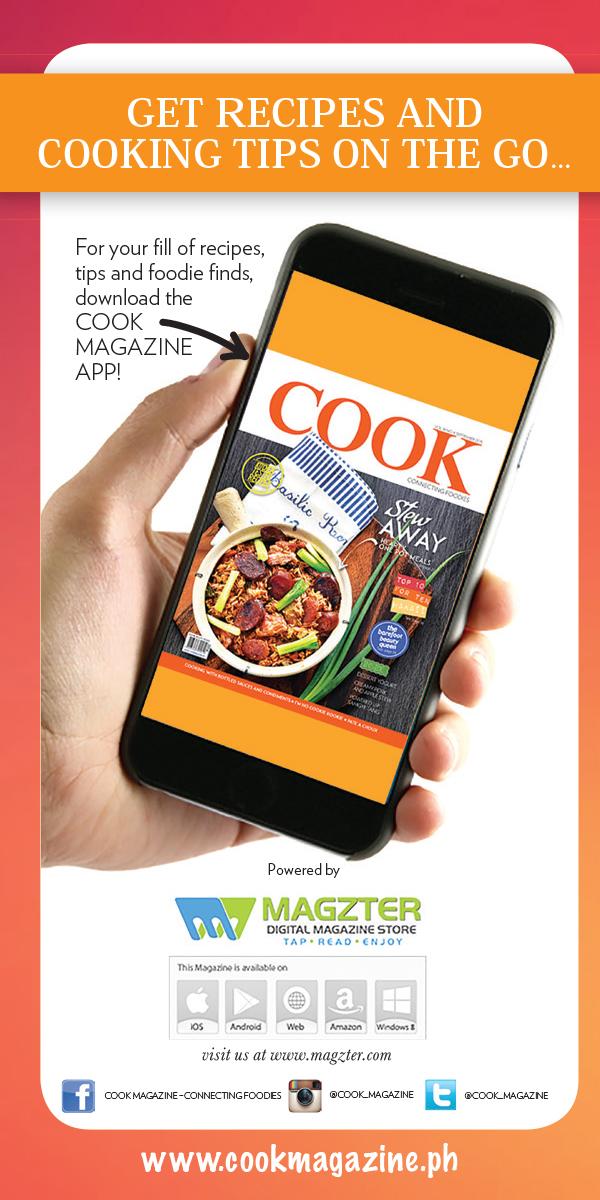 Cook magazine cook magazine app forumfinder Gallery