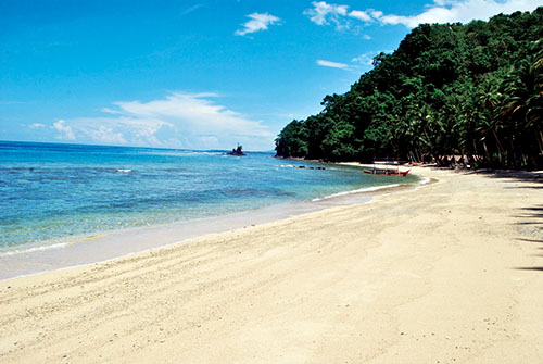 Tuka Marine Park in Kiamba, Sarangani