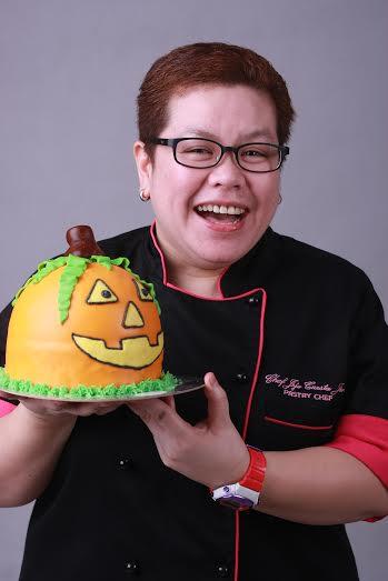 Chef Jojo Cuesta-Javier