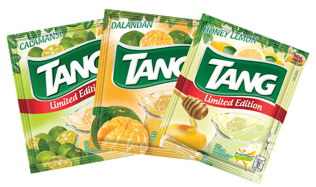 Summer can be more refreshing with Tang's new line of Citrus flavors. Try the distinctly Pinoy flavors of Calamansi, Dalandan and Honey Lemon from Tang with real fruit extract.