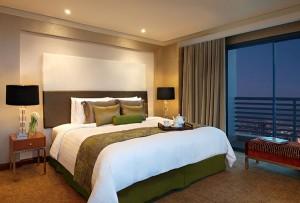 Eastwood Richmonde Hotel's Deluxe Room