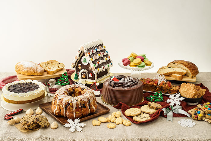 french baker xmas table(1)