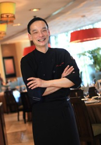 Chef Peter Yeung