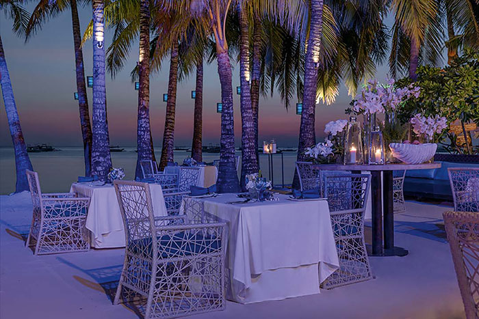 Indigo Restaurant Al Fresco