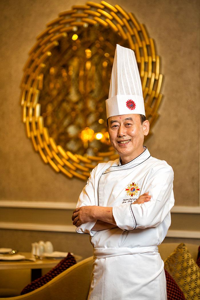 Chef Kim Sungkeun