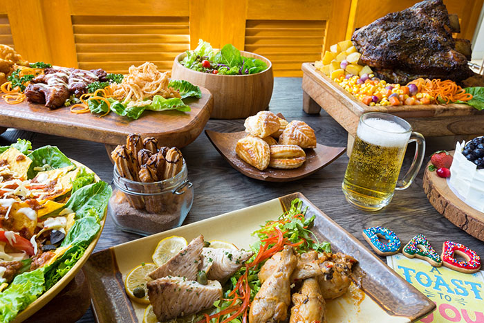 Richmonde Hotel Ortigas' Cheers and Beers Father's Day Lunch Buffet