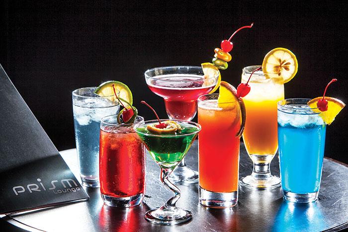 prism cocktailsprism cocktails
