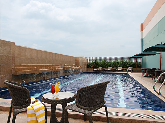 Top 10 Hotels with a Pool in Quezon City, Philippines