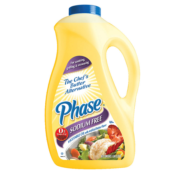 Phase Butter Sodium Free