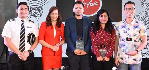 The Winner, Kimberly Pauig, received 200,000 AirAsia BIG Points
