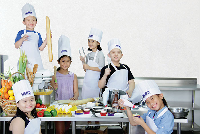 Kids can cook at CCA Manila via Young Chefs Boot Camp – COOK