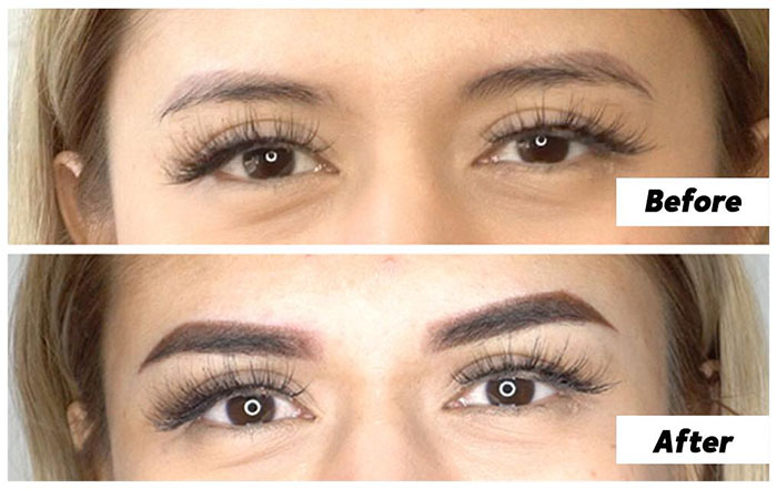 Eyebrow Tattoo Before And After: Choosing The Perfect Permanent Makeup Artist For Your