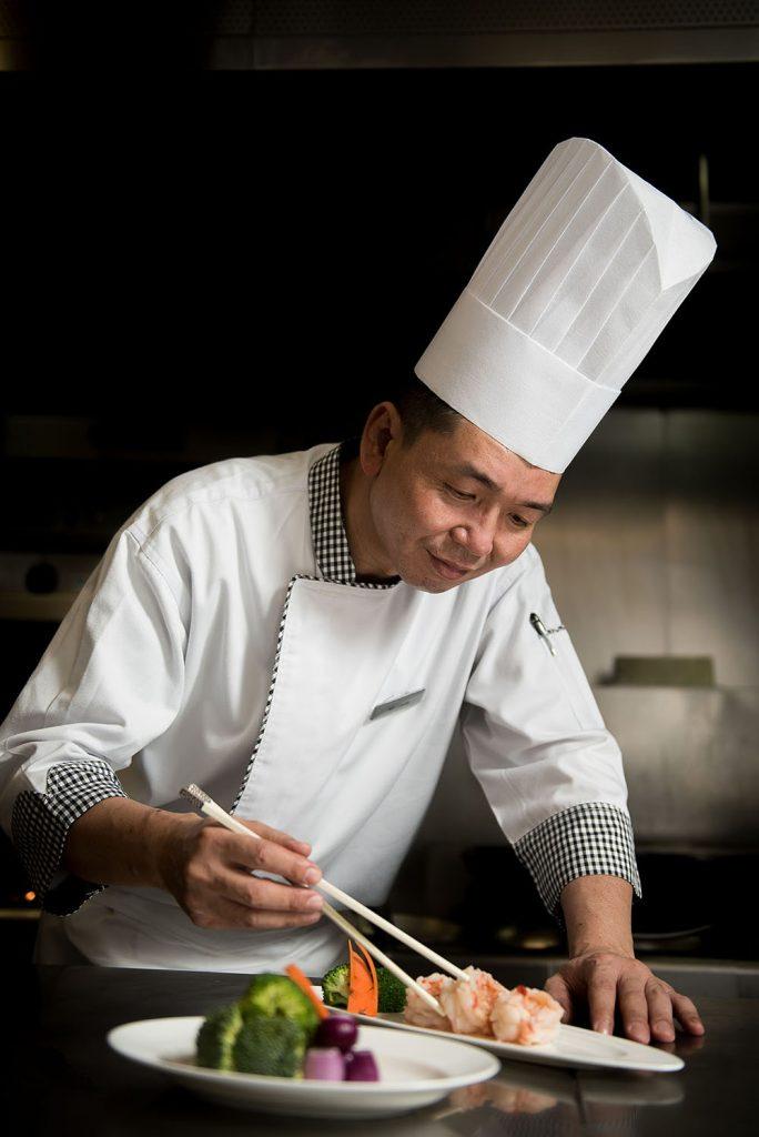 Chef Leung Chi Kwan
