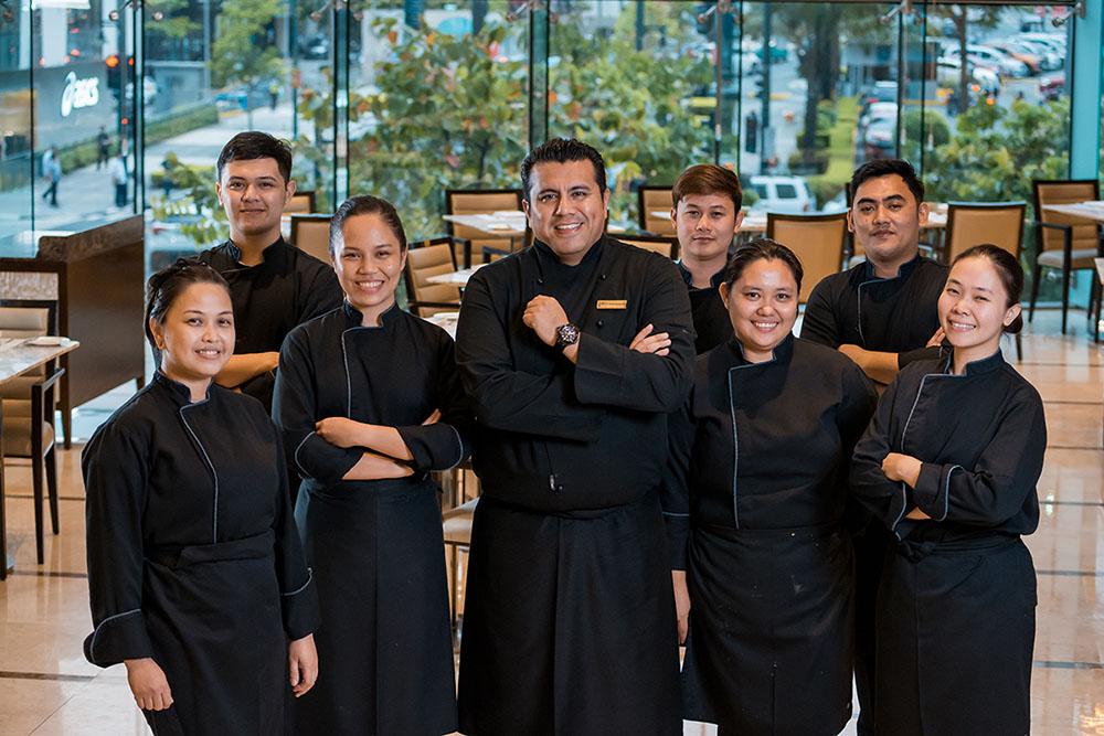 Scott's Culinary Team