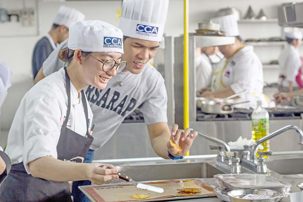 CCA Manila provides students real-life training and world