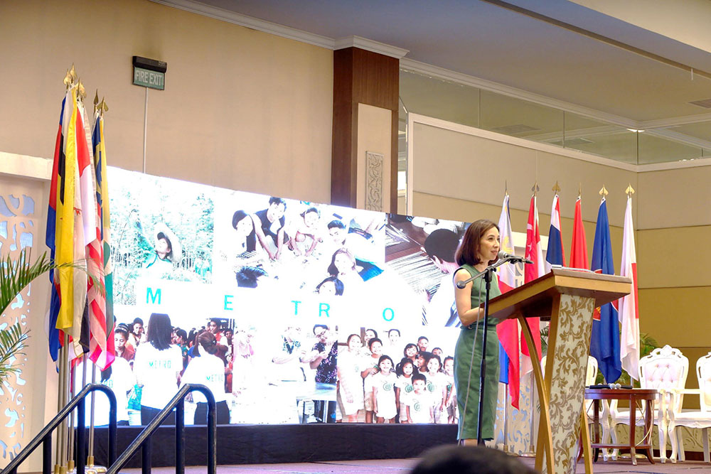 Metro Retail Stores Group shares insights on sustainable shopping at ASEAN Regional Forum copy
