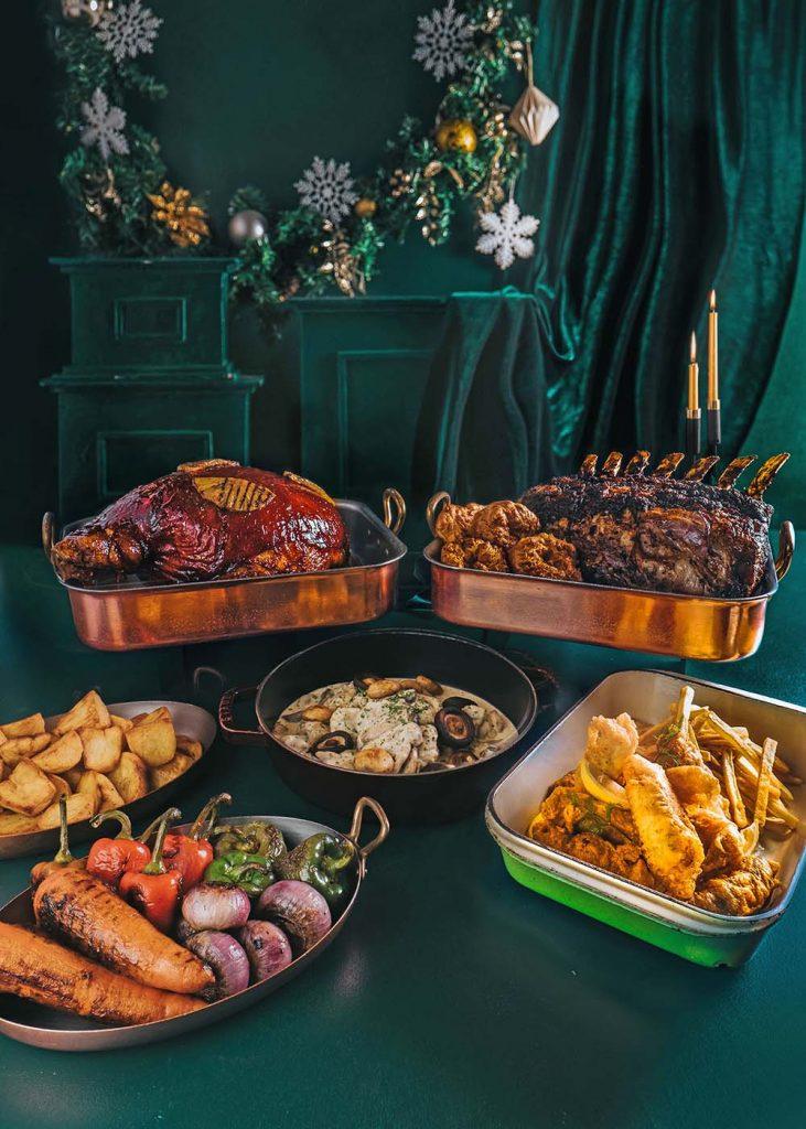 A Grand Feast at Cucina