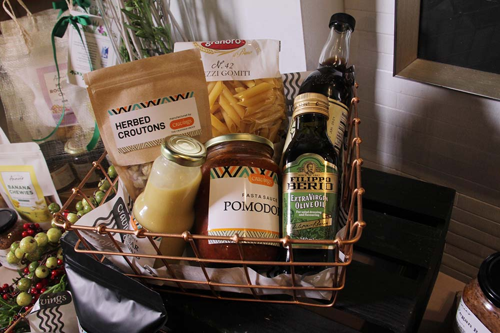 Salad and Pasta Kit