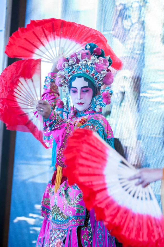 Hoc Kin Chinese Opera Group