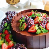 Chocolate Belgian Cake