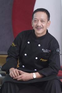 Chef Eugene San Juan