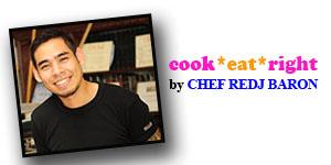 Chef Redj Baron