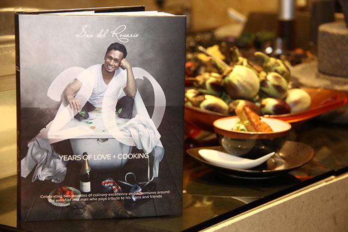Chef Sau del Rosario Cook Book