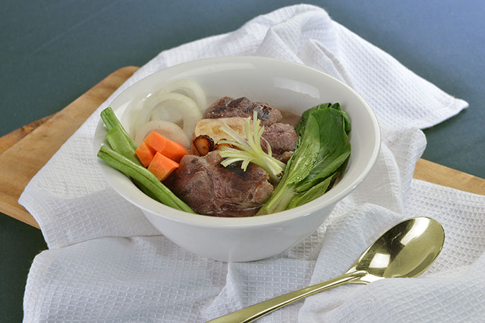 Special Braised Beef Noodles