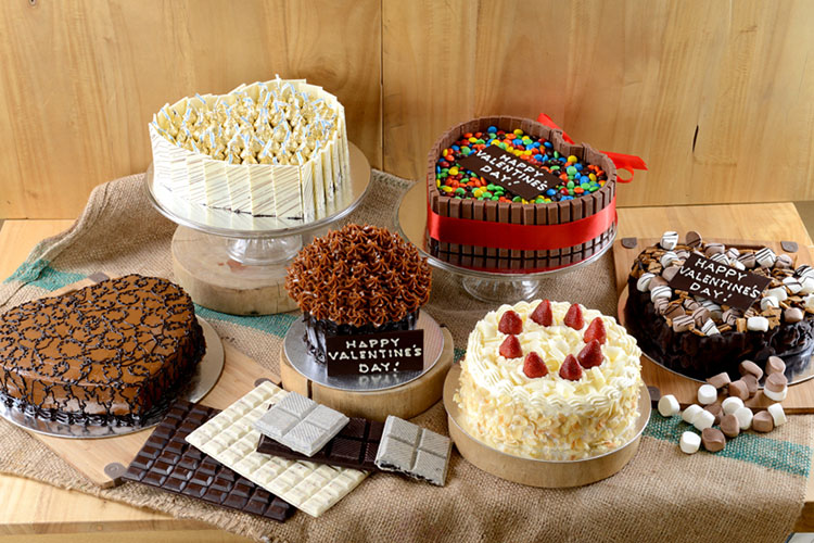 Cravings Cake Collection