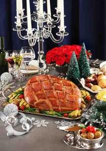 Diamond Hotel Christmas Ham