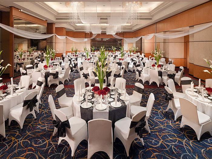 Eastwood Richmonde Hotel's Ballroom