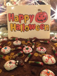 Halloween-themed Snacks