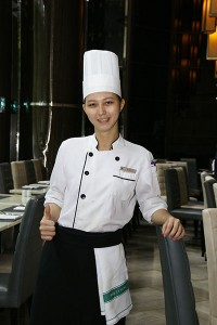 Guest Chef Tran Thanh Thuy from New World Saigon Hotel