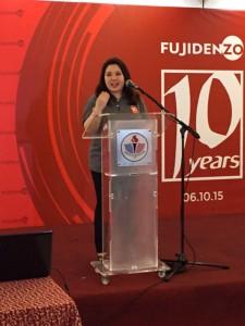 Joy Catiis-Cruz, Marketing Manager