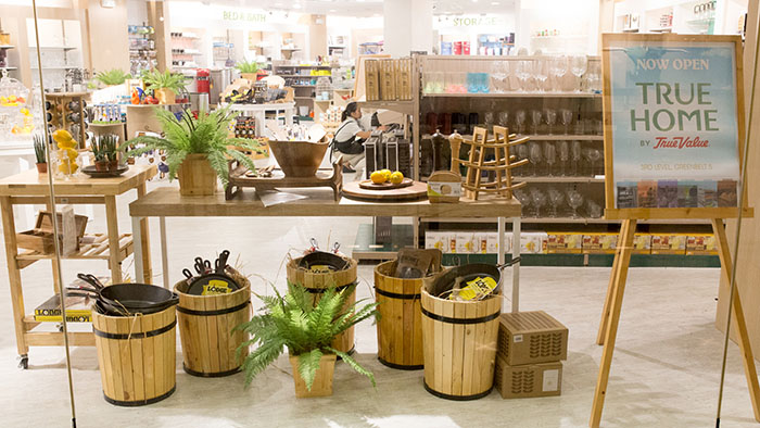 True Value's home furnishings division, True Home, has something to offer for everyone. It is the haven for items that are guaranteed to add personality and dimension to even the most stylish homes.