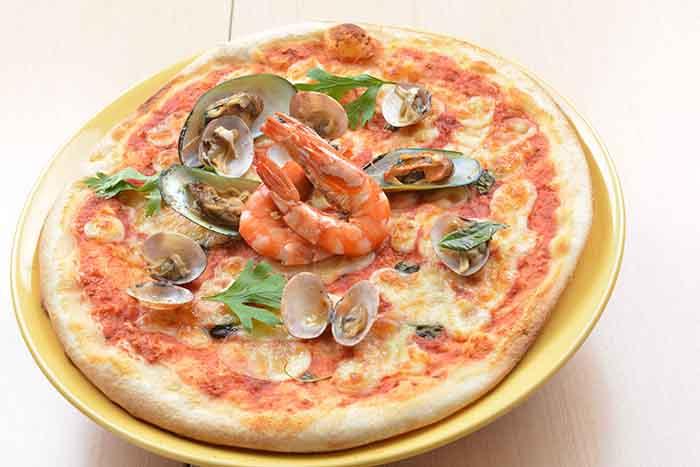 Lombardis - Pizza Ai Frutti Di Mare