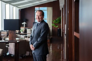 Marco Polo Ortigas Manila General Manager, Frank Reichenbach