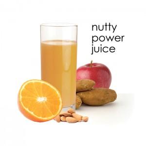 Nutty Power Juice