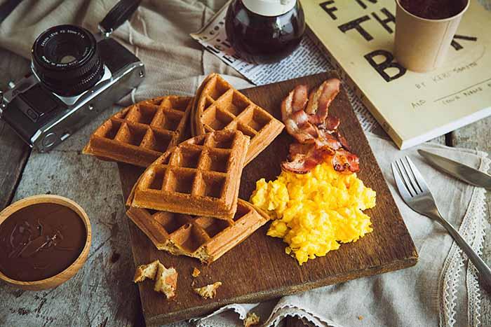 PBCo Waffles