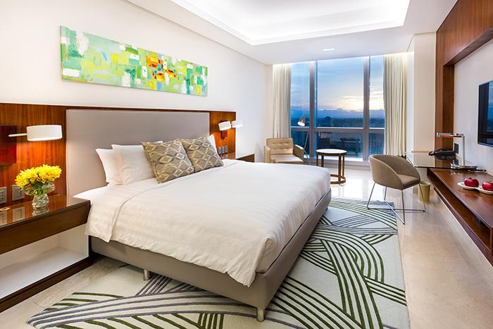 Richmonde Hotel Iloilo's Deluxe Rooms, King