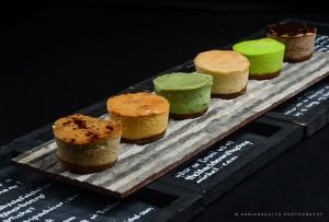 The Blackboard cheesecakes (2)