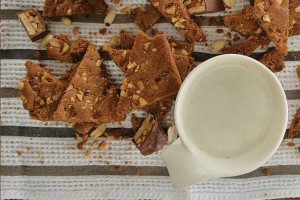 Cookie Shards Snickers