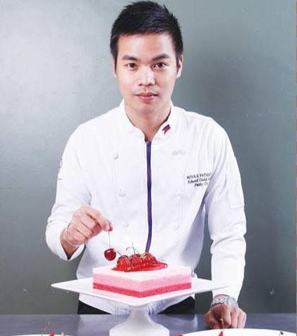 Chef Edward David Mateo