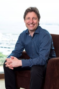Hotel Jen Manila's General Manager, Mr. Edward Kollmer