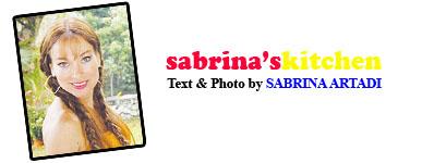 SABRINA ARTADI