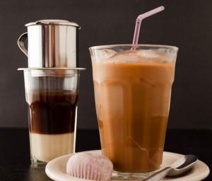 Vietnamese Cofee also called Caphe Da